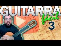 Curso de guitarra Mano derecha 3 El Profe De Música www.elprofedemusica.com