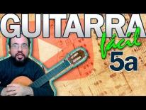 Escala mayor de DO en la guitarra ejercicio-explicación