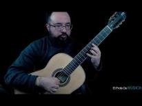 Curso de Guitarra nivel medio (repertorio) - Quinta Posición Vals. Libro II, M Carcassi Op 59
