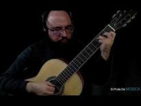 Curso de Guitarra nivel medio (repertorio) - Quinta Posición Preludio. Libro II, M Carcassi Op 59